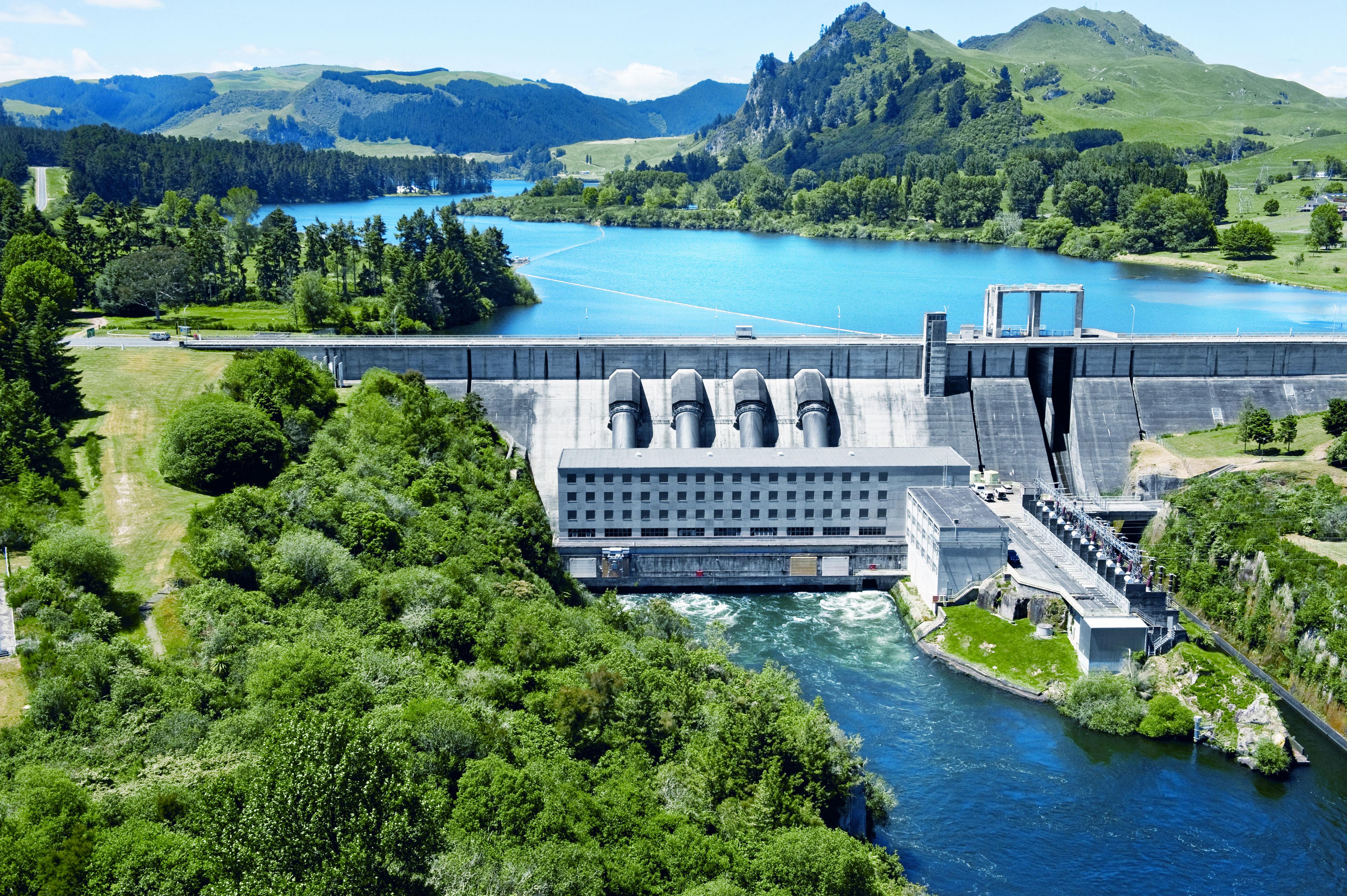 Hydro Dams_Whakamaru_6219