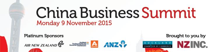 China Business Summit 2015